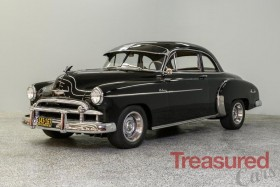1950 Chevrolet Custom Coupe Classic Cars for sale