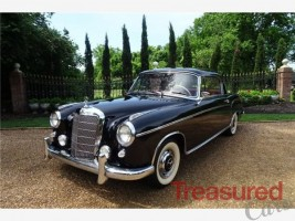 1960 Mercedes-Benz 220SE Classic Cars for sale