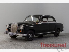 1960 Mercedes-Benz 180 Classic Cars for sale