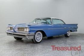 1959 Pontiac Bonneville Sports Coupe Classic Cars for sale