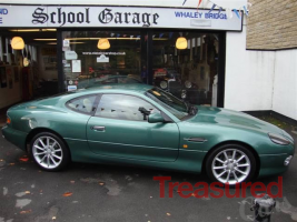 2000 Aston Martin DB7 V12 Vantage Classic Cars for sale