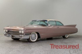 1960 Cadillac Classic Cars for sale