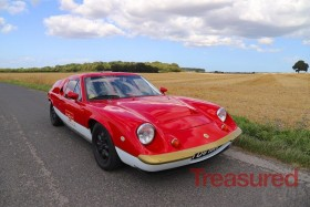 1970 Lotus Europa S2 Classic Cars for sale