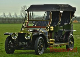 1910 Rolls-Royce Silver Ghost Classic Cars for sale