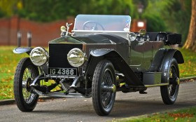 1913 Rolls-Royce Silver Ghost Classic Cars for sale