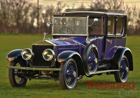 1915 Rolls-Royce Silver Ghost Classic Cars for sale