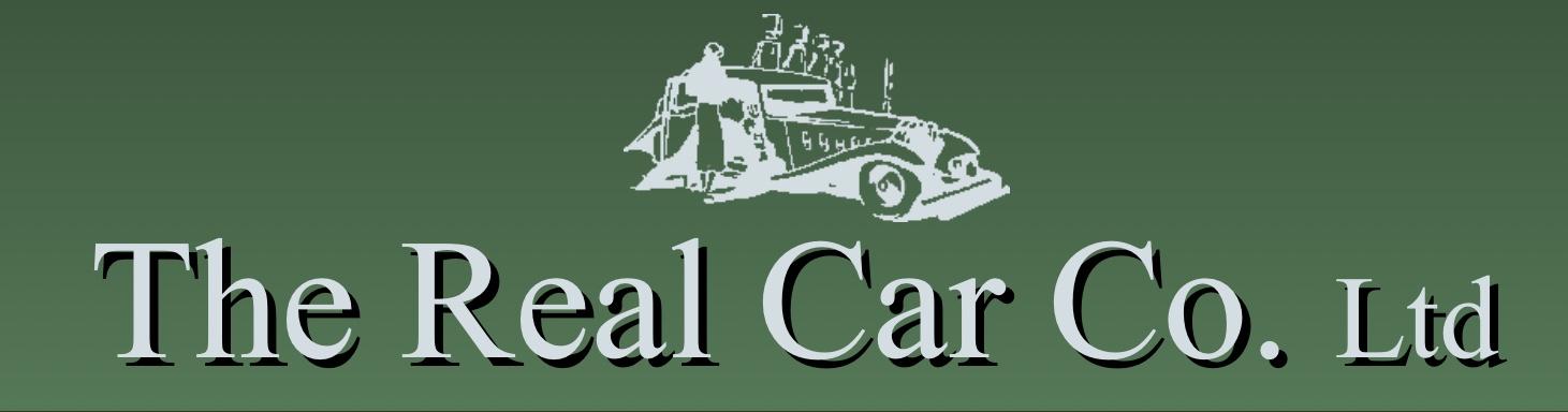 The Real Car Co Ltd