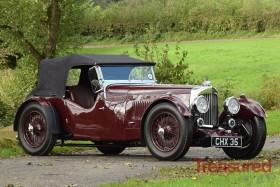 1935 Aston Martin Mark II Classic Cars for sale