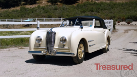 1949 Delahaye 135M Drophead Coupe Classic Cars for sale