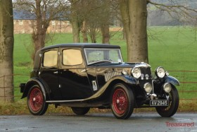 1932 Riley 12/6 Mentone Classic Cars for sale