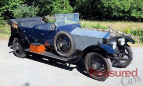 1920 Rolls-Royce Silver Ghost Classic Cars for sale