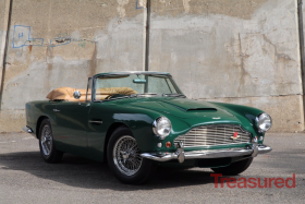 1968 Aston Martin DB4C Convertible Series IV SS Vantage Classic Cars for sale