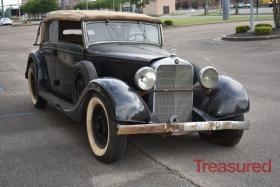 1934 Mercedes-Benz 290 Cabriolet D Classic Cars for sale