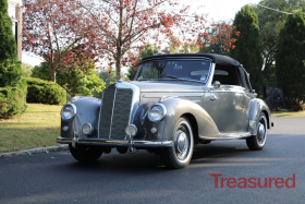 1954 Mercedes-Benz 220A Cabriolet Classic Cars for sale