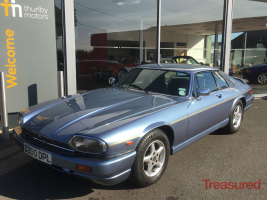 1987 Jaguar XJS 3.6 Coupe Classic Cars for sale