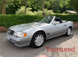 1994 Mercedes-Benz 500SL Classic Cars for sale