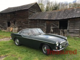1968 Volvo P1800 Classic Cars for sale