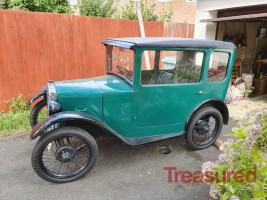 1929 Austin 7 RK Saloon Classic Cars for sale