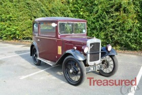 1932 Austin 7 Box Saloon Classic Cars for sale