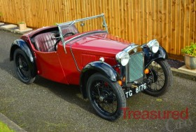 1934 Austin 7 Nippy Classic Cars for sale
