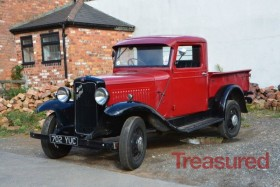 1938 Bedford BYC Pickup Classic Cars for sale