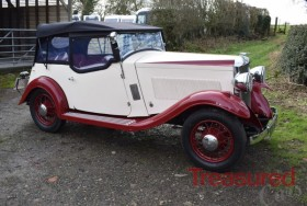 1934 Vauxhall Stratford Sports Tourer Classic Cars for sale