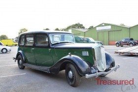 1937 Wolseley 25HP LIMOUSINE Classic Cars for sale
