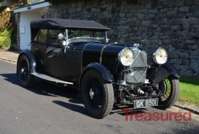 1930 Lagonda 2-litre Supercharged Low Classic Cars for sale