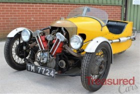 1933 Morgan Three-Wheeler Classic Cars for sale