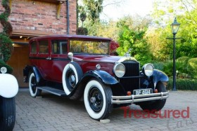 1929 Packard Eight Limousine Classic Cars for sale