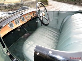 1926 Bentley 3 Litre Gurney Nutting Tourer Classic Cars for sale