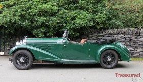 1936 Bentley 4 1/4 Litre VDP Style Tourer Classic Cars for sale