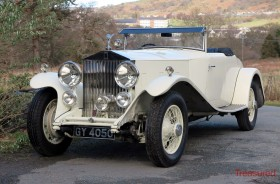 1932 Rolls-Royce Phantom II Continental Drophead Coupe Classic Cars for sale