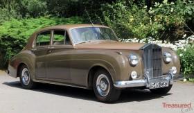 1961 Rolls-Royce Silver Cloud II Saloon Classic Cars for sale