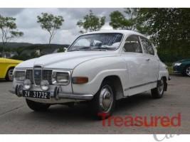 1971 Saab 96 Classic Cars for sale