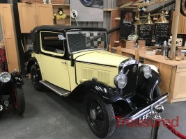 1933 Austin 10 Cabriolet Classic Cars for sale