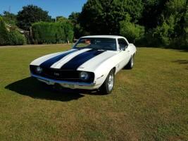 1969 Chevrolet Camaro Classic Cars for sale