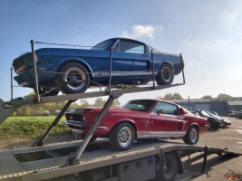 1965 Ford Mustang Fastback Classic Cars for sale