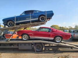 1968 Ford Mustang Fastback Classic Cars for sale