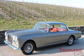1962 Alvis Graber Coupé Classic Cars for sale