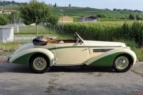 1947 Delahaye 135M Drophead Coupe Classic Cars for sale