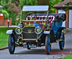 1910 EMF 30hp Rois Des Belges Tourer Classic Cars for sale