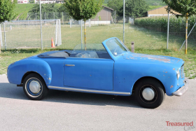 1950 Fiat 1400 Cabriolet Bertone Classic Cars for sale