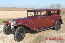 1929 Lancia Lambda Berlina Classic Cars for sale