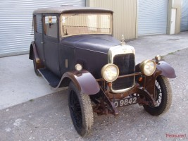 1929 Alvis 12/50 Alvista Classic Cars for sale
