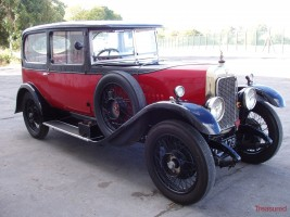 1927 Alvis 12/50 TG Classic Cars for sale
