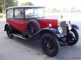 1927 Alvis 12/50 TG Classic Cars for sale