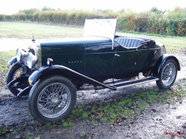 1928 Alvis 14.75 Beetleback Classic Cars for sale