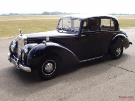 1955 Alvis TC21/100 Classic Cars for sale