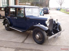 1933 Austin 18 Carlton Classic Cars for sale